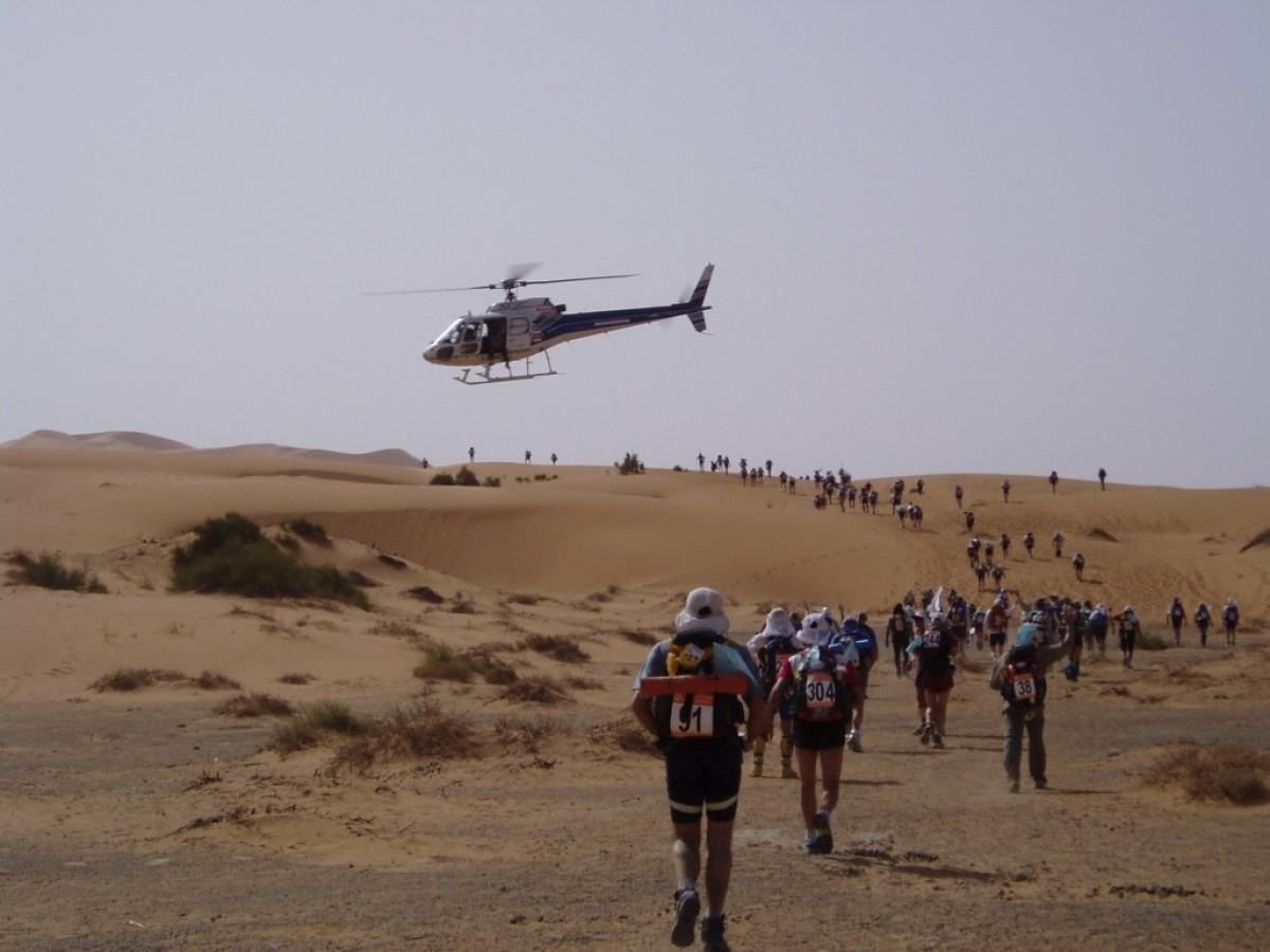 Marathon des Sables 256km